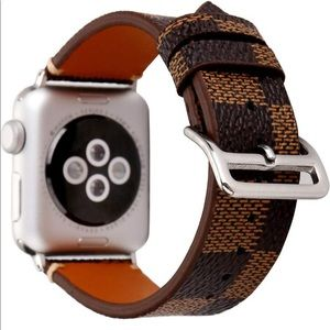Custom Apple Watch band 38mm handmade